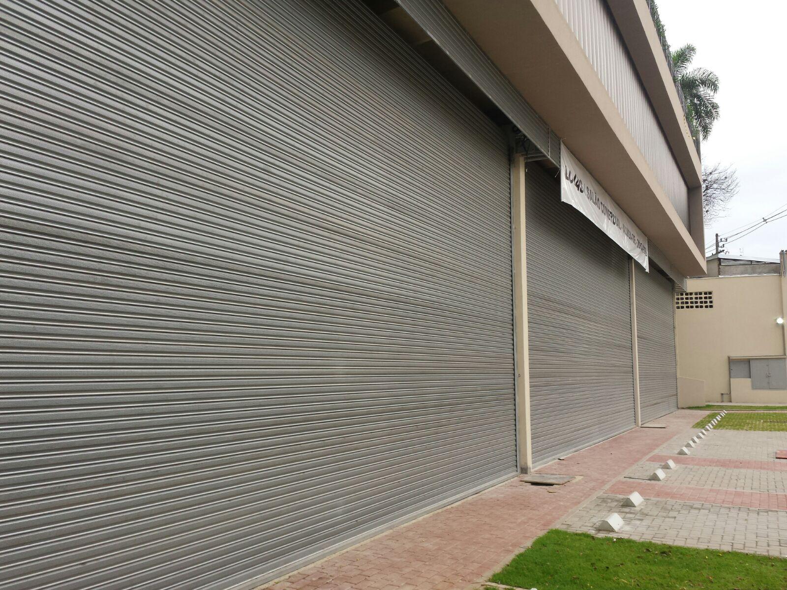 porta de aco de enrolar - SP 99944-2493 Porta Automática de Enrolar