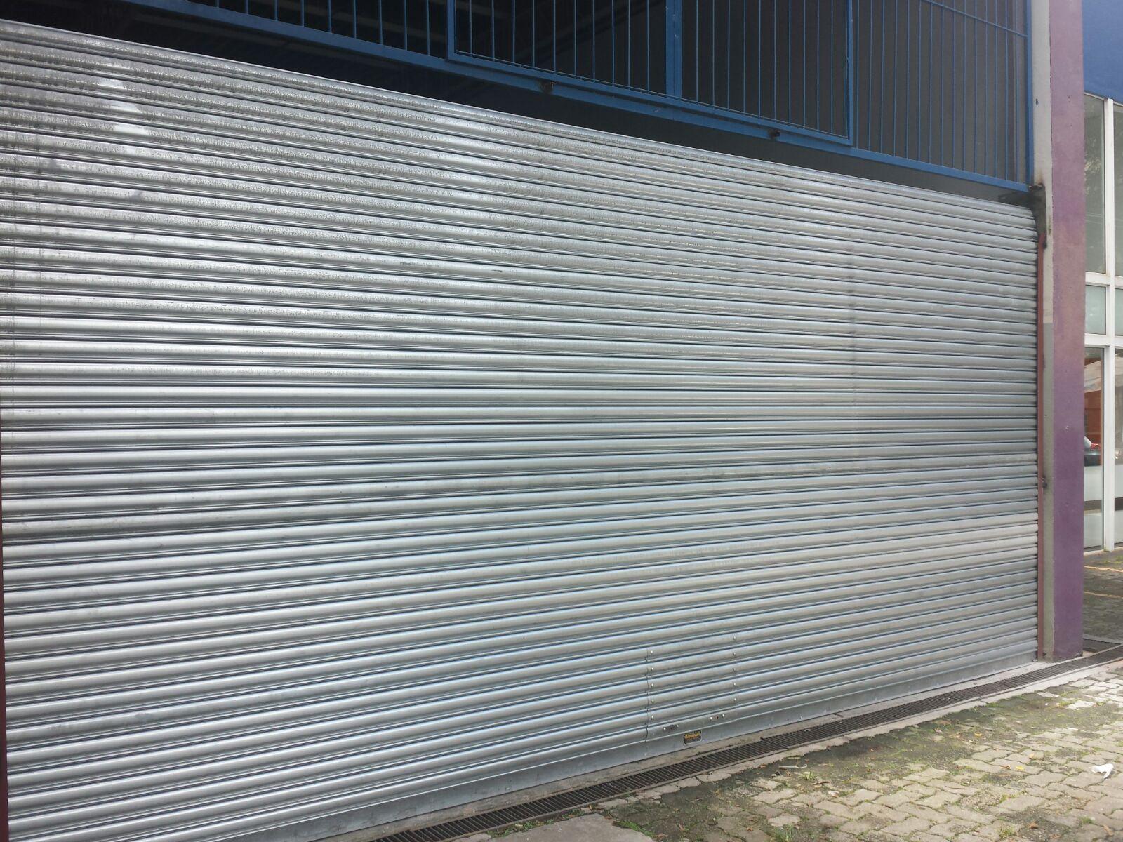 porta de enrolar - SP 99944-2493 Porta Automática de Enrolar