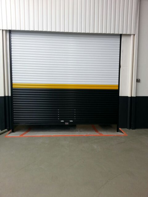 porta de enrolar transvision - SP 99944-2493 Porta Automática de Enrolar