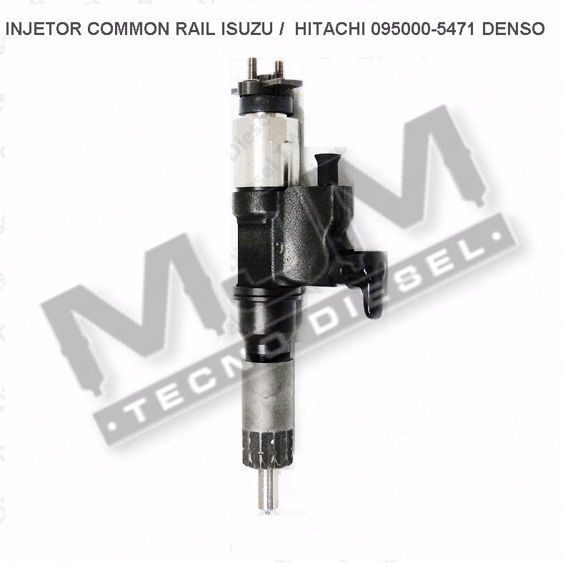 Injetor - Injetor Commom Rail Isuzu / Hitachi 095000-5471