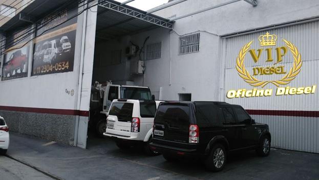 Revisão Range Rover - Troca de óleo e Filtro HR L200 SPRINTER PAJERO MASTER HILUX BONGO