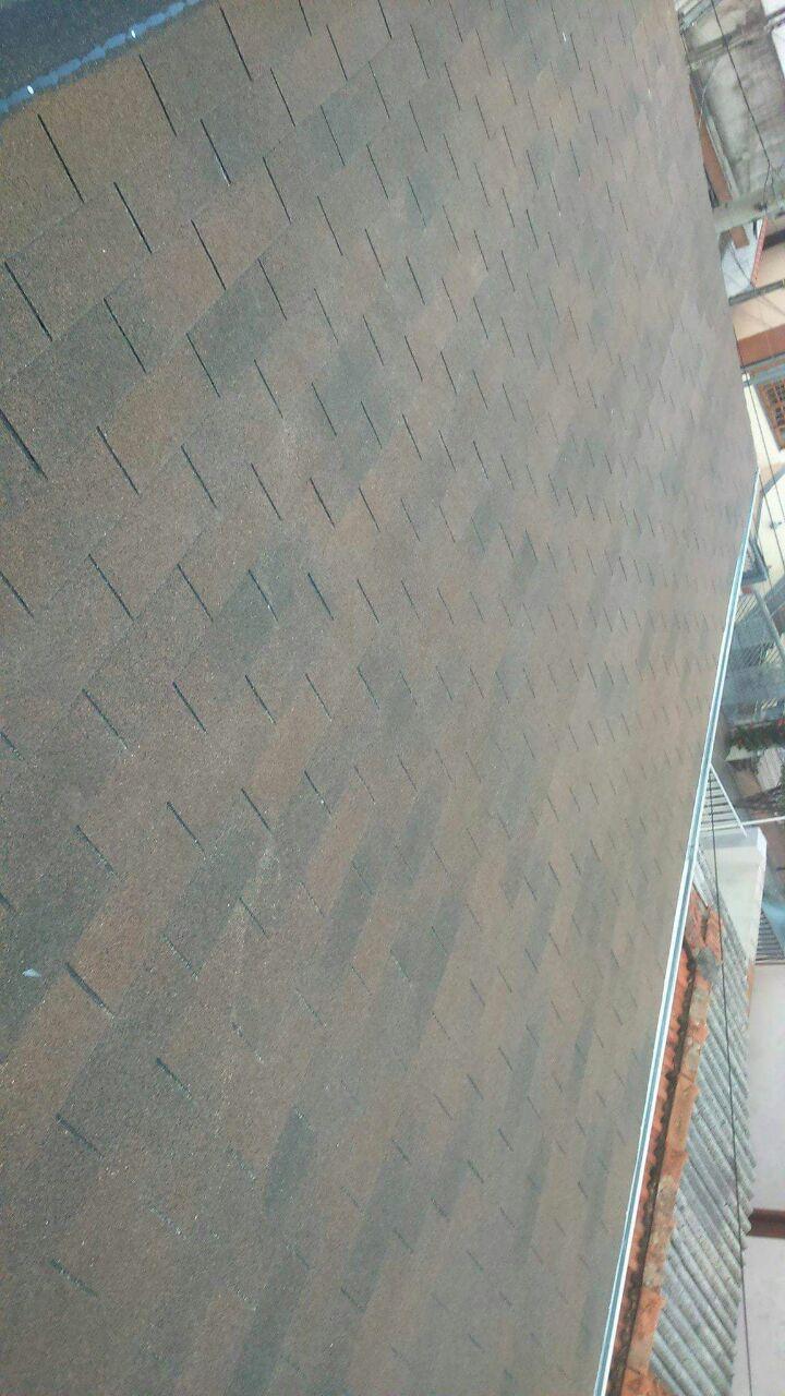 Telha Shingle - Telhado Sob Medida Reforma Manutenção Telha Brasilit